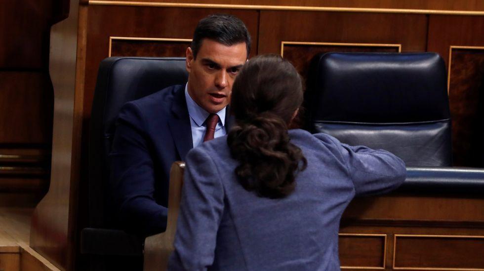 Adrián Barbón, en su participación en el comité federal del PSOE