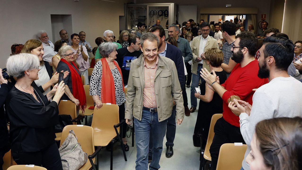 Las caras que pasan más desapercibidas del Gobierno de Rajoy.Adriana Lastra