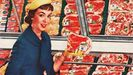 Una imagen publicitaria de EE. UU. en los cincuenta, cuando el «american dream» enviaba al mundo el mensaje de que consumir carne era sinónimo de progreso. Todo lo contrario que hace ahora