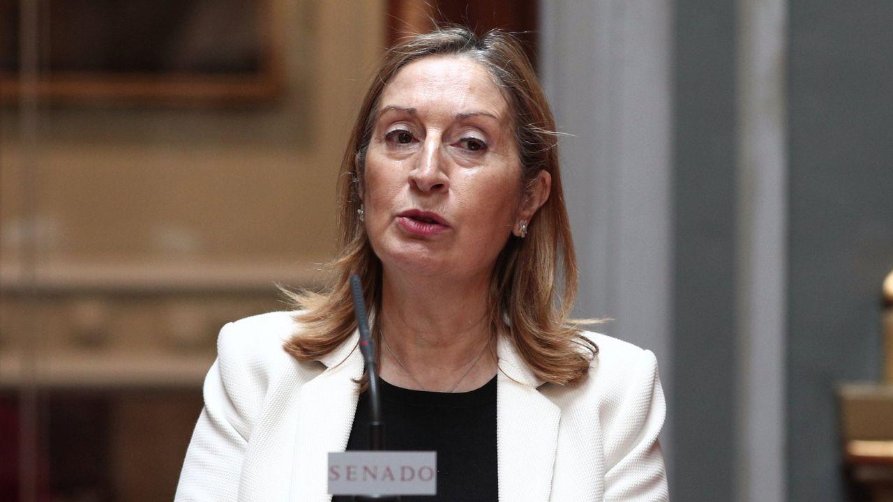 Ana Pastor, vicepresidenta primera del Congreso