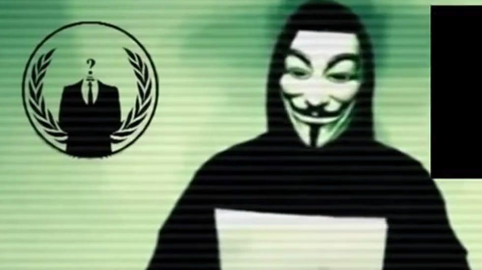 Anonymous declara la guerra al Estado Islámico