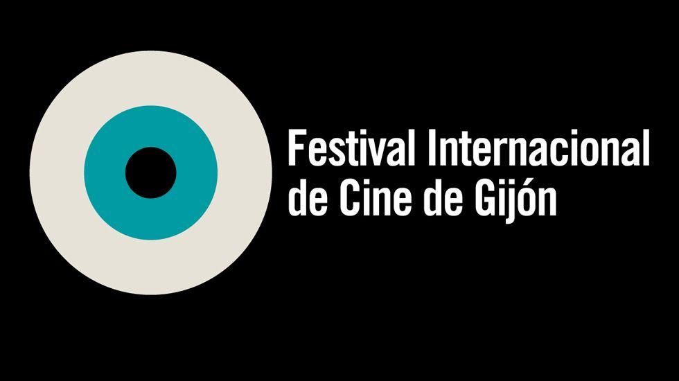 Logotipo del Festival Internacional de Cine de Gijón