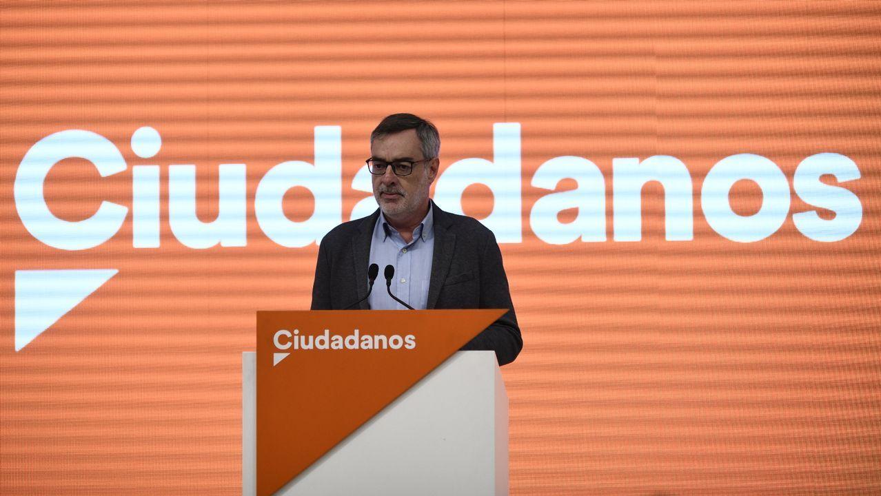 Villegas al PSOE: «El que quiera pactar con Ciudadanos tiene que renegar de las políticas de Sánchez»