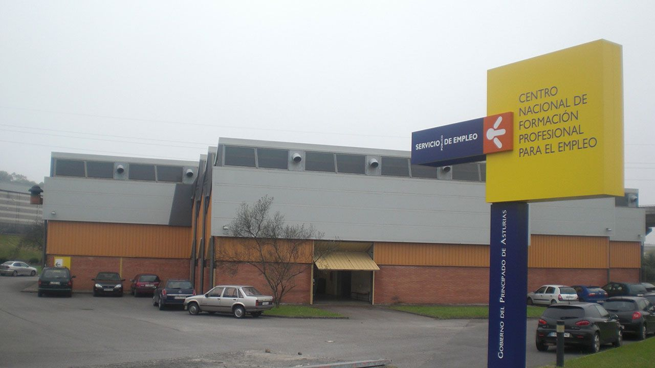 Centro de Formación Profesional de Cerdeño