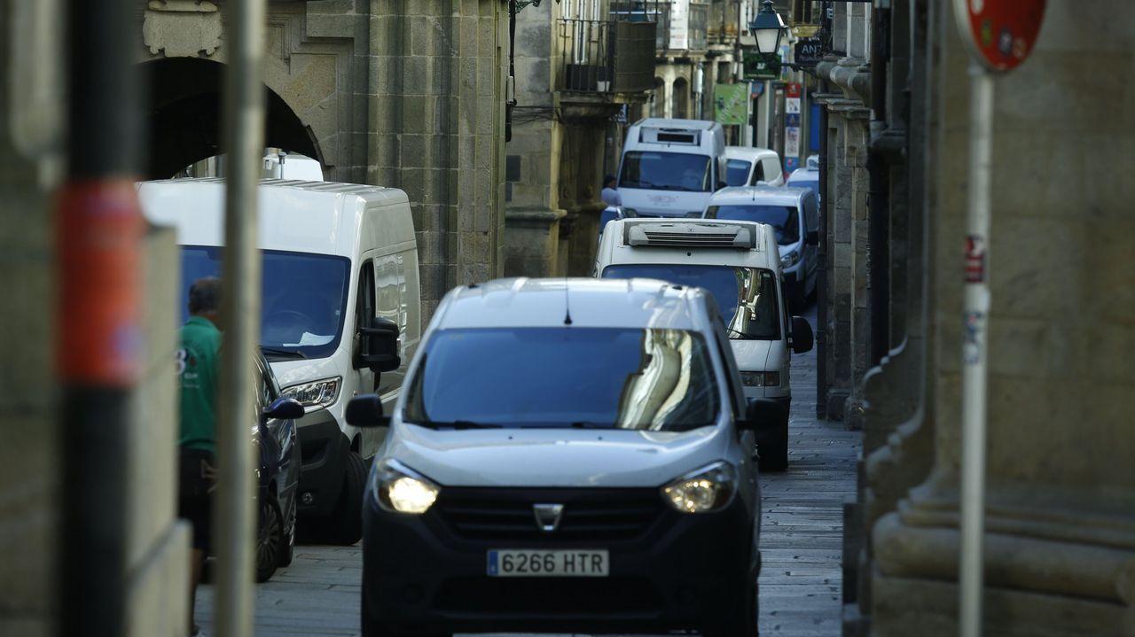 El número de furgonetas matriculadas ha crecido hasta rozar las 130.000