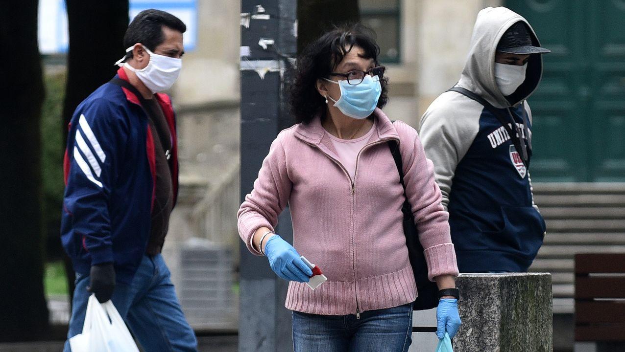 El Gobierno central recomienda en algunas circunstancias el uso de mascarillas a la población en general
