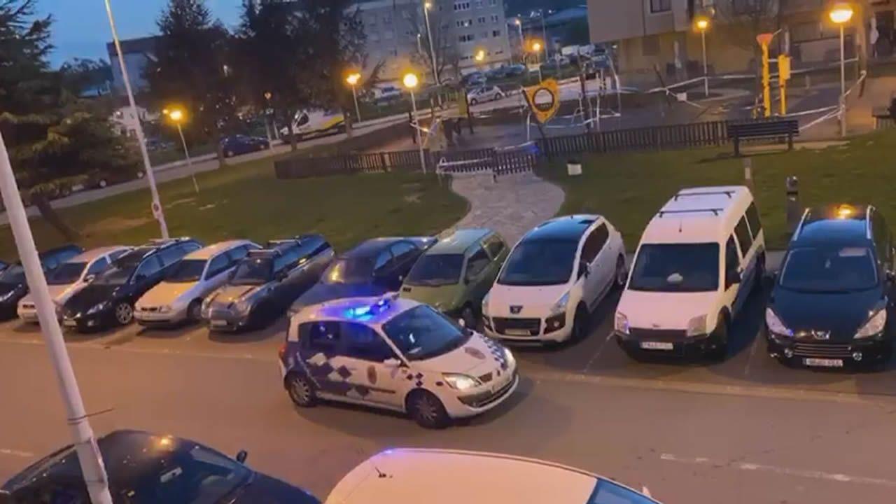 La policía de Sada: «Vamos a la cama que hay que descansar»
