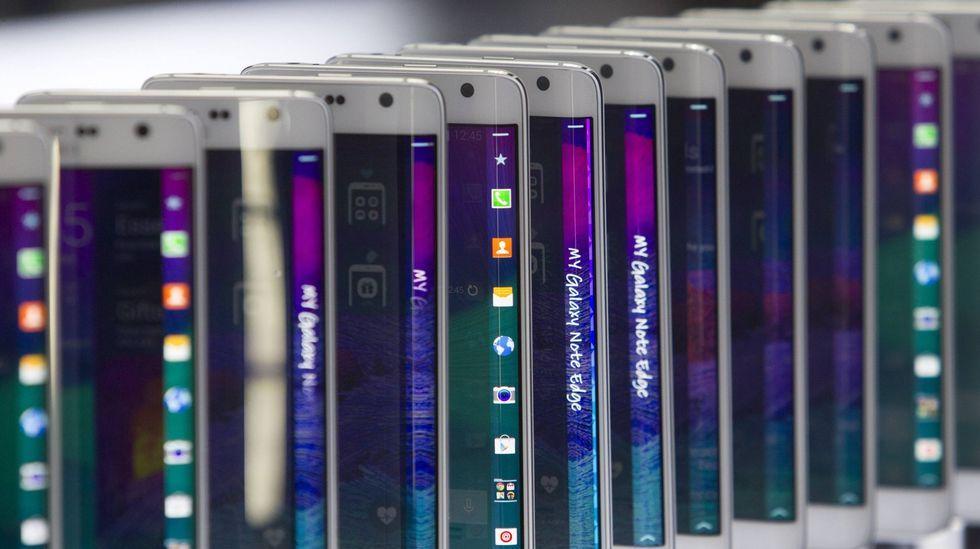Samsung presentará en Barcelona el nuevo Galaxy S6