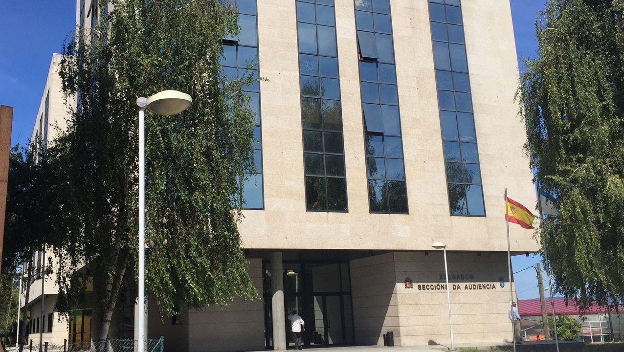 Juzgados de Vigo donde se llevó la causa