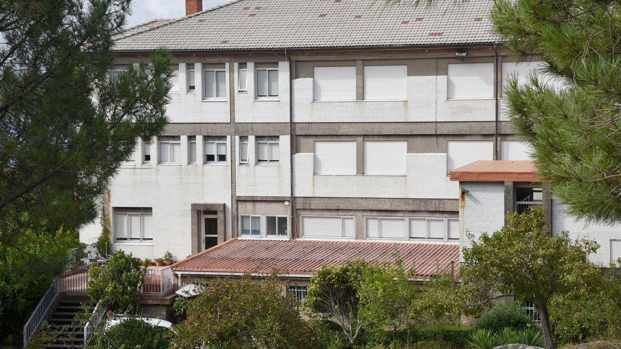 La edificación, que consta de bajo y tres plantas, permanece sin actividad desde el 2007
