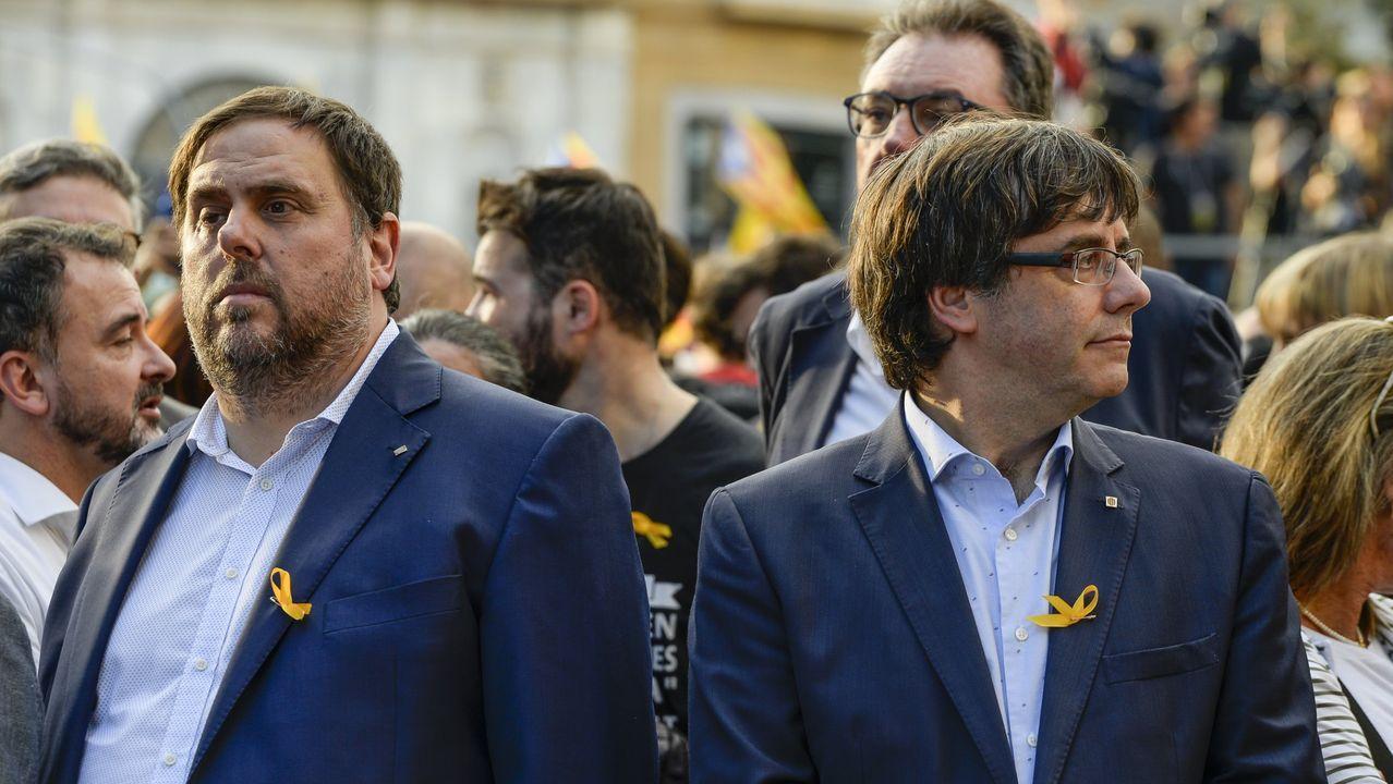 Feijoo y Sánchez, en una imagen de archivo