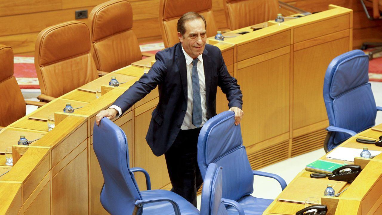 El conselleiro de Facenda volverá a defender en el Parlamento el techo de gasto de la Xunta