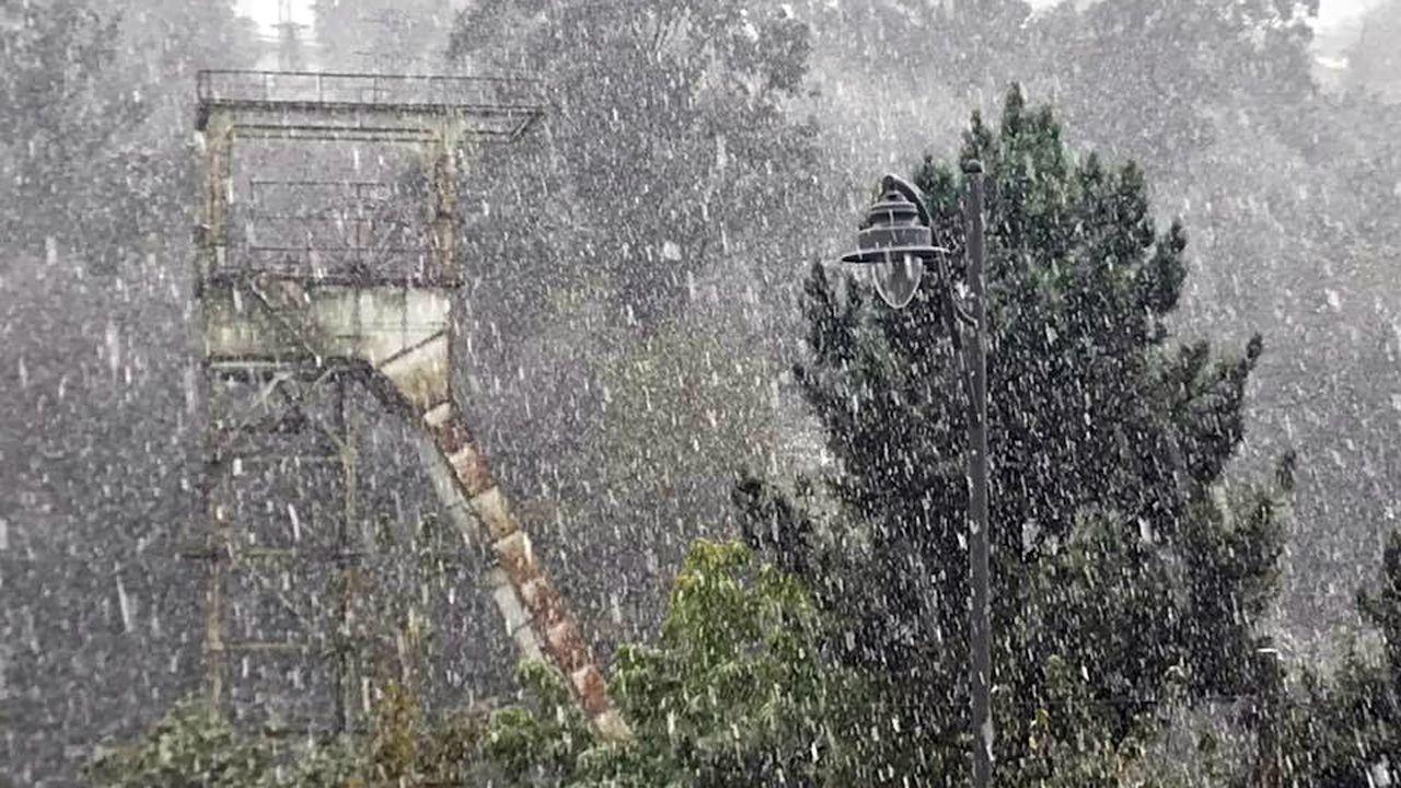 Nieva en Pumarabule