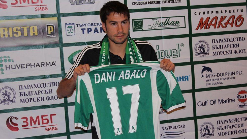 Dani Abalo. Finalizó contrato con el Alavés y busca equipo.