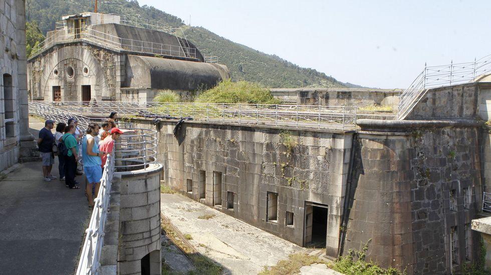 Imagen de archivo del año 2003, durante las obras de instalación