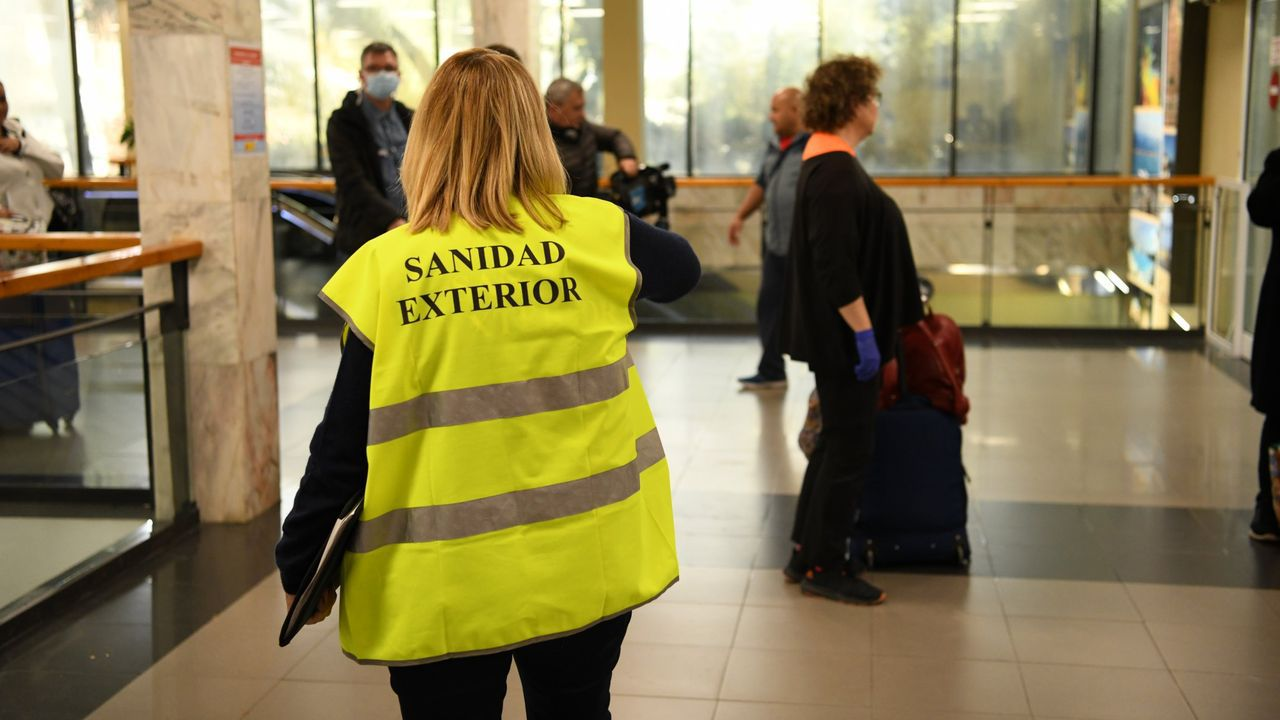 Control fronterizo de Ceuta