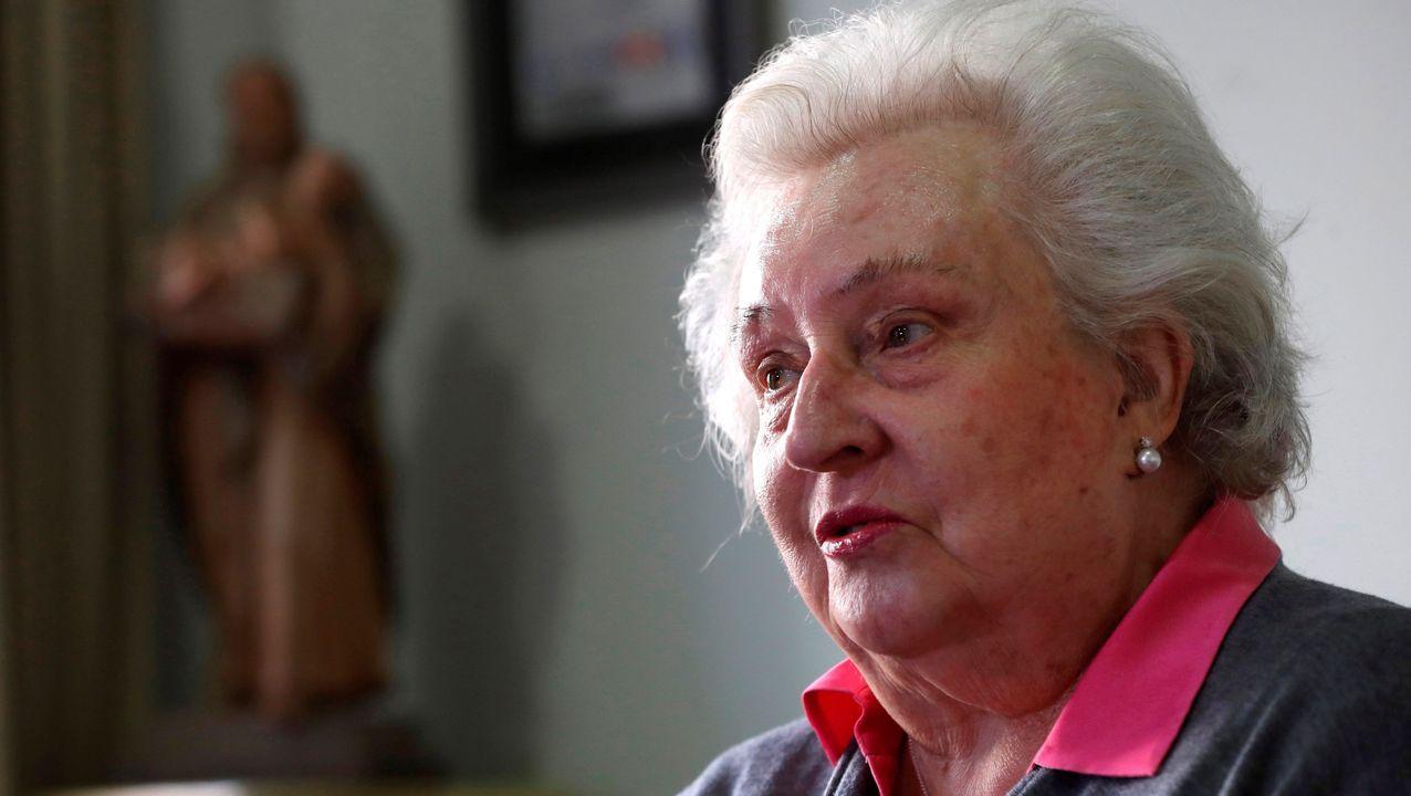 Pilar de Borbón, hermana del rey Juan Carlos, ha fallecido a los 83 años