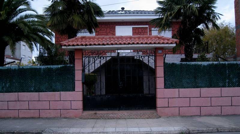 La casa familiar de Rafael Prado
