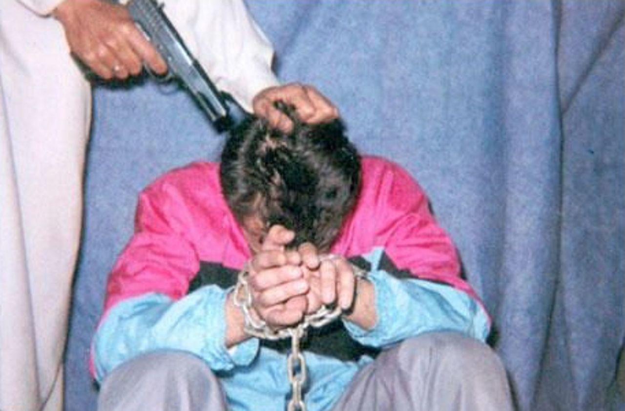 Daniel Pearl fue secuestrado en enero del 2002 por islamistas pakistaníes