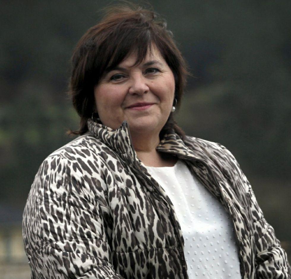 Teresa Villaverde es presidenta del geodestino Ría Muros-Noia.