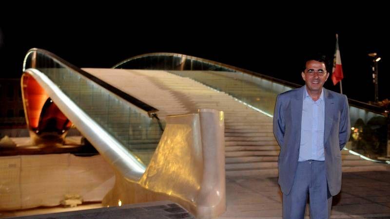 Las obras más cuestionadas de Santiago Calatrava.El Xuven recupera a un Taylor García enchufado.