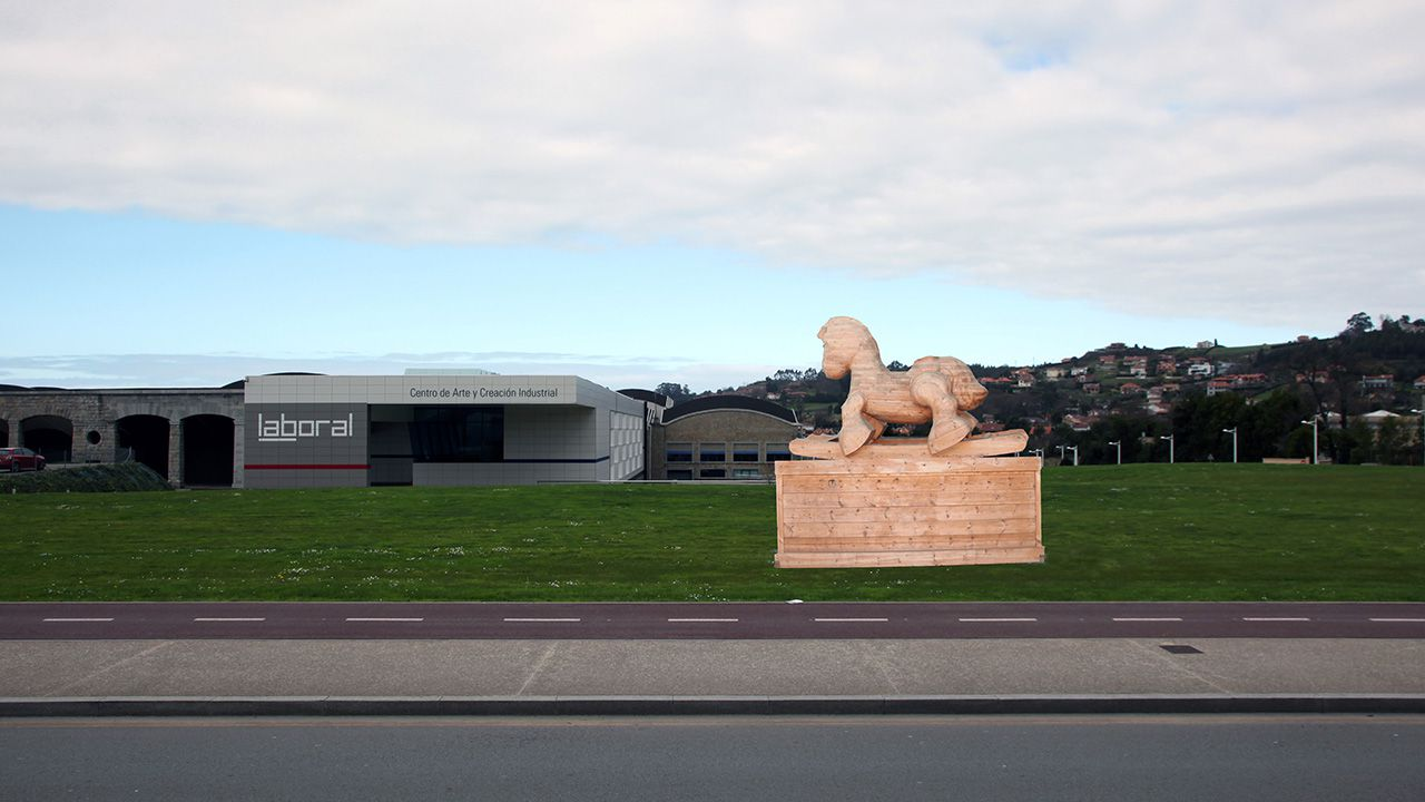 Lev 2020.LABoral Centro de Arte y Creación Industrial, en Gijón.