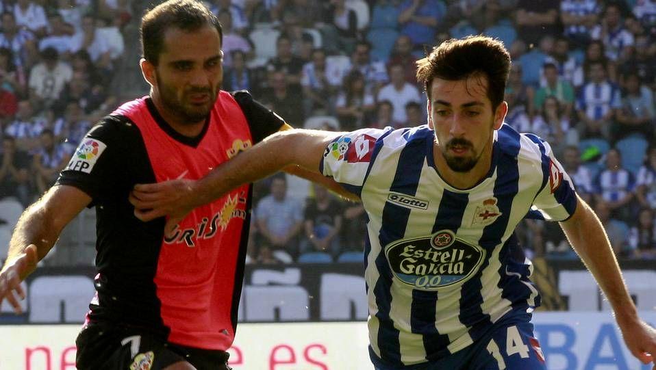Víctor Fernández ensaya con defensa de cinco