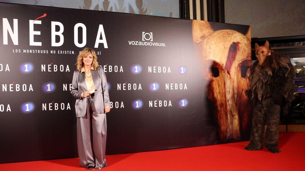 Emma Suárez y el Urco