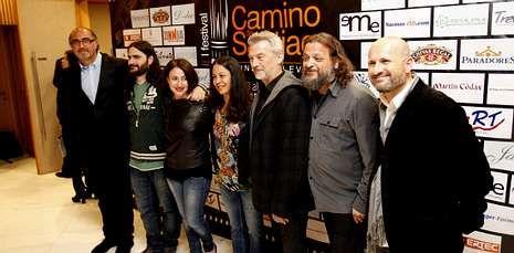 Las almas en pena recorren A Estrada.El Auditorio de Novagalicia acogió la gala de clausura del Festival Camino de Santiago.