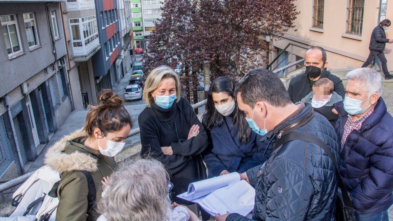 Pablo Iglesias e Isabel Díaz Ayuso durante unas jornadas sobre el tratamiento informativo de la discapacidad en octubre del 2020