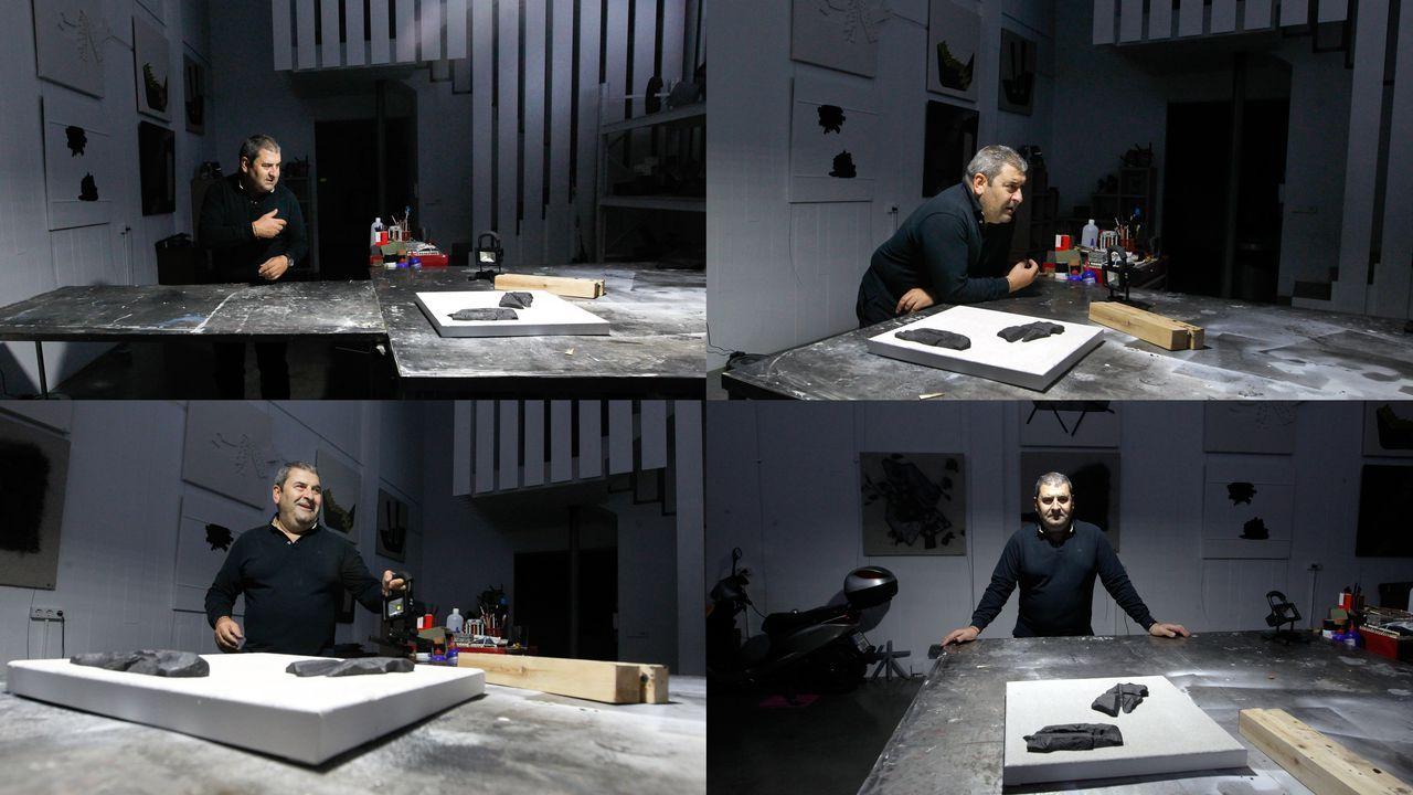 El artista y su obra, Elías Cochón