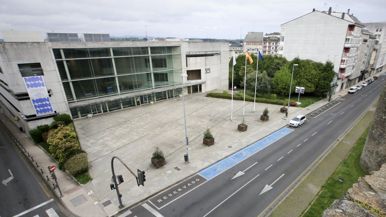El programa recorre con su escenario toda Galicia