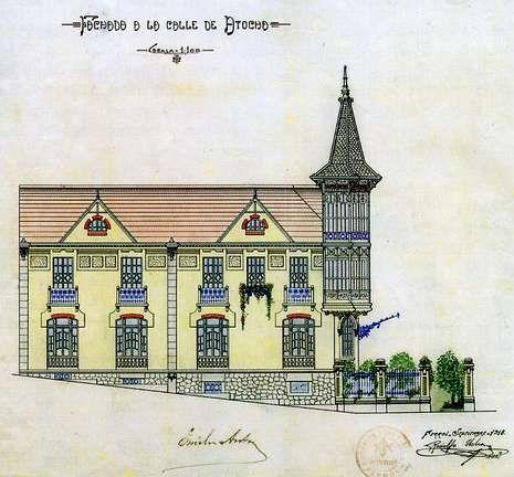 La Casa Antón, una auténtica joya.