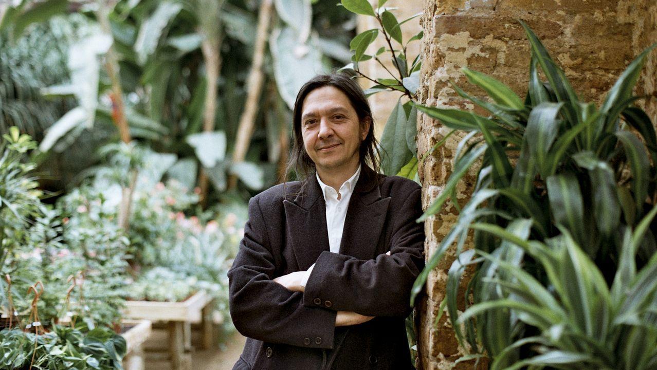 Santiago Lorenzo, autor de «Los asquerosos», una de las revelaciones del 2019