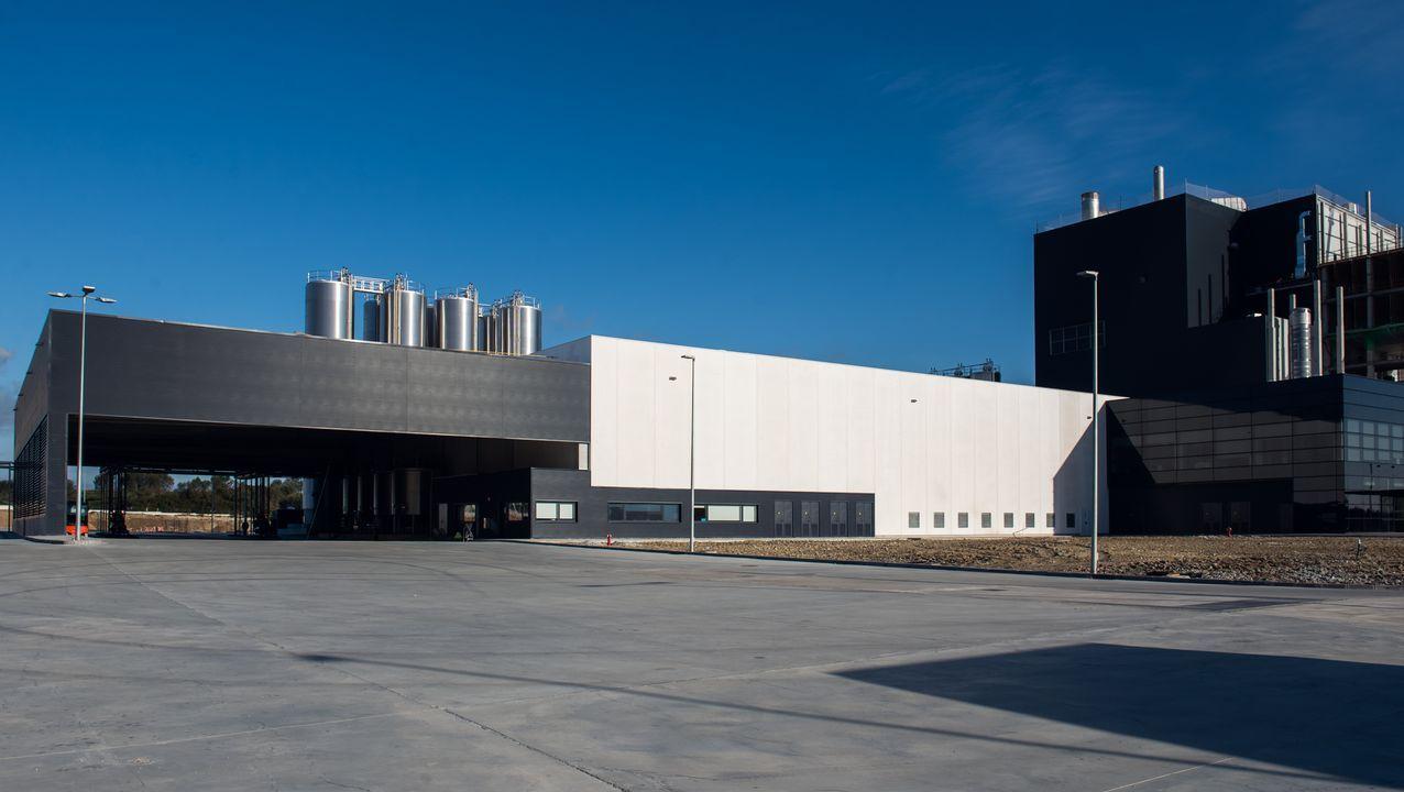 Imagen de archivo de la cola en una oficina de Empleo de A Coruña