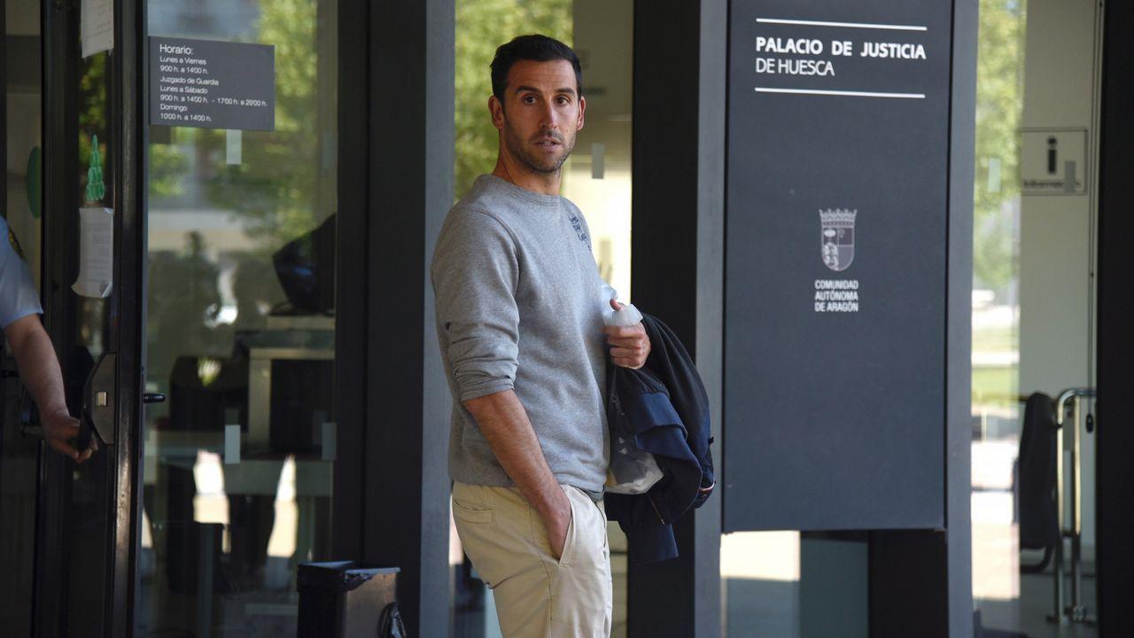 Prisión condicional para Raúl Bravo y Carlos Aranda
