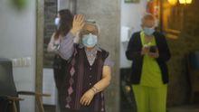 Galicia estrena la segunda fase de vacunación en residencias