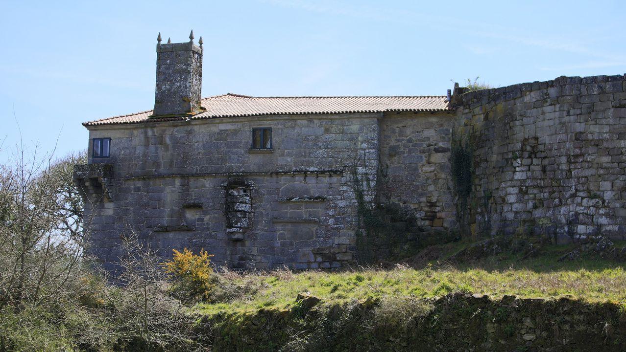Así son los avistamientos «oficiales» de ovnis en Galicia.Este pazo en Santo Estevo do Castro de Amarante está a la venta por 1.300.000 euros. La fortaleza es BIC