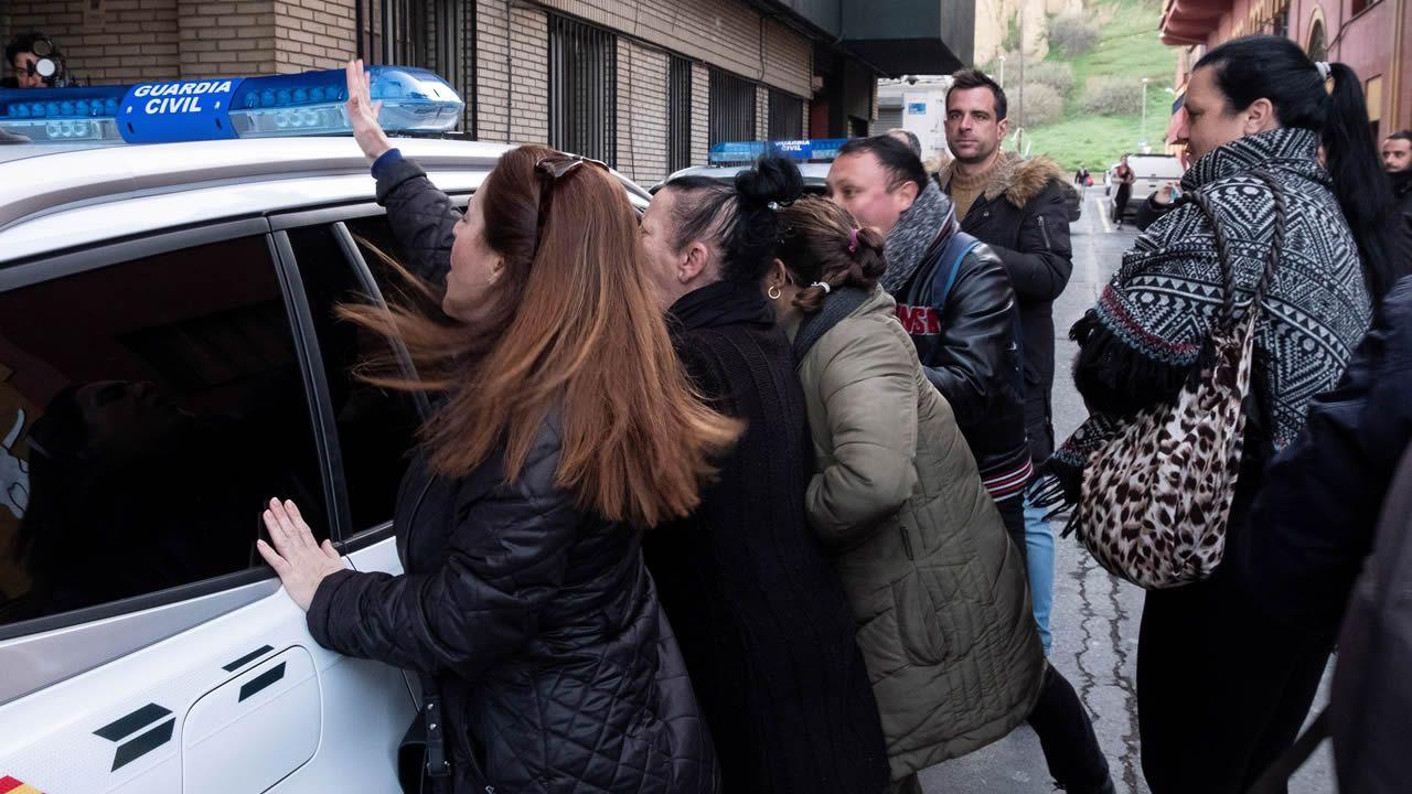 Bernardo Montoya confiesa ante las cámaras y pide perdón a la familia de Laura Luelmo.Duro Felguera