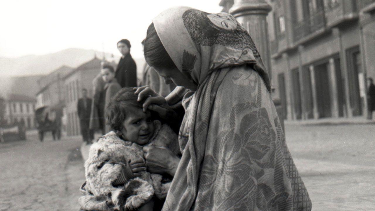 Gitana, 1959 (fragmento)
