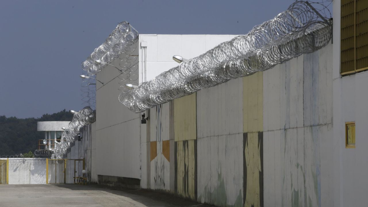 Prisión provincial de O Pereiro de Aguiar (Ourense)