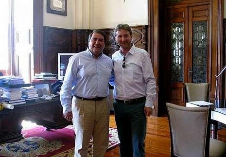 Fernández de Sousa llega a la Audiencia Nacional