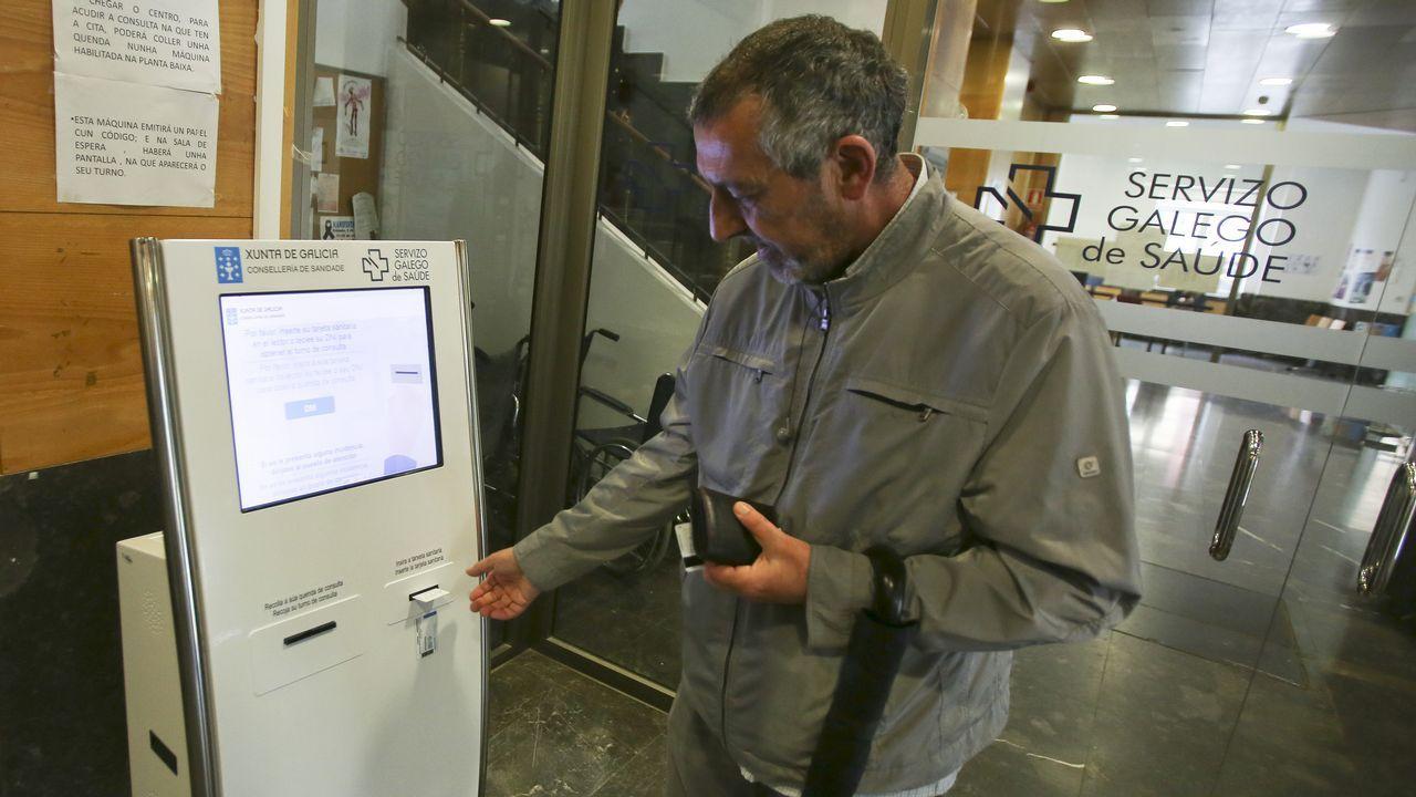En el Fontela Maristany el nuevo sistema de citas ya se utiliza desde el pasado mes de mayo