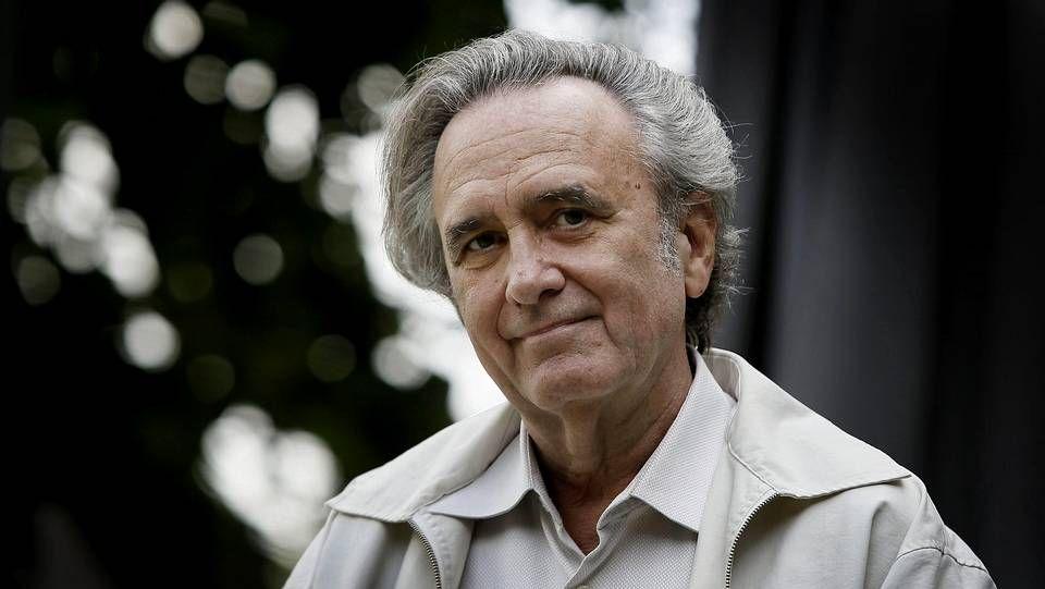 El cineasta norteamericano Joe Dante, que presenta su última película «Burying the Ex».