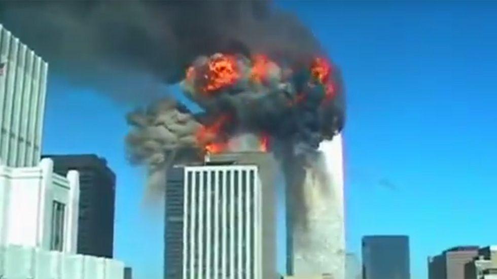 El vídeo inédito del ataque a las Torres Gemelas