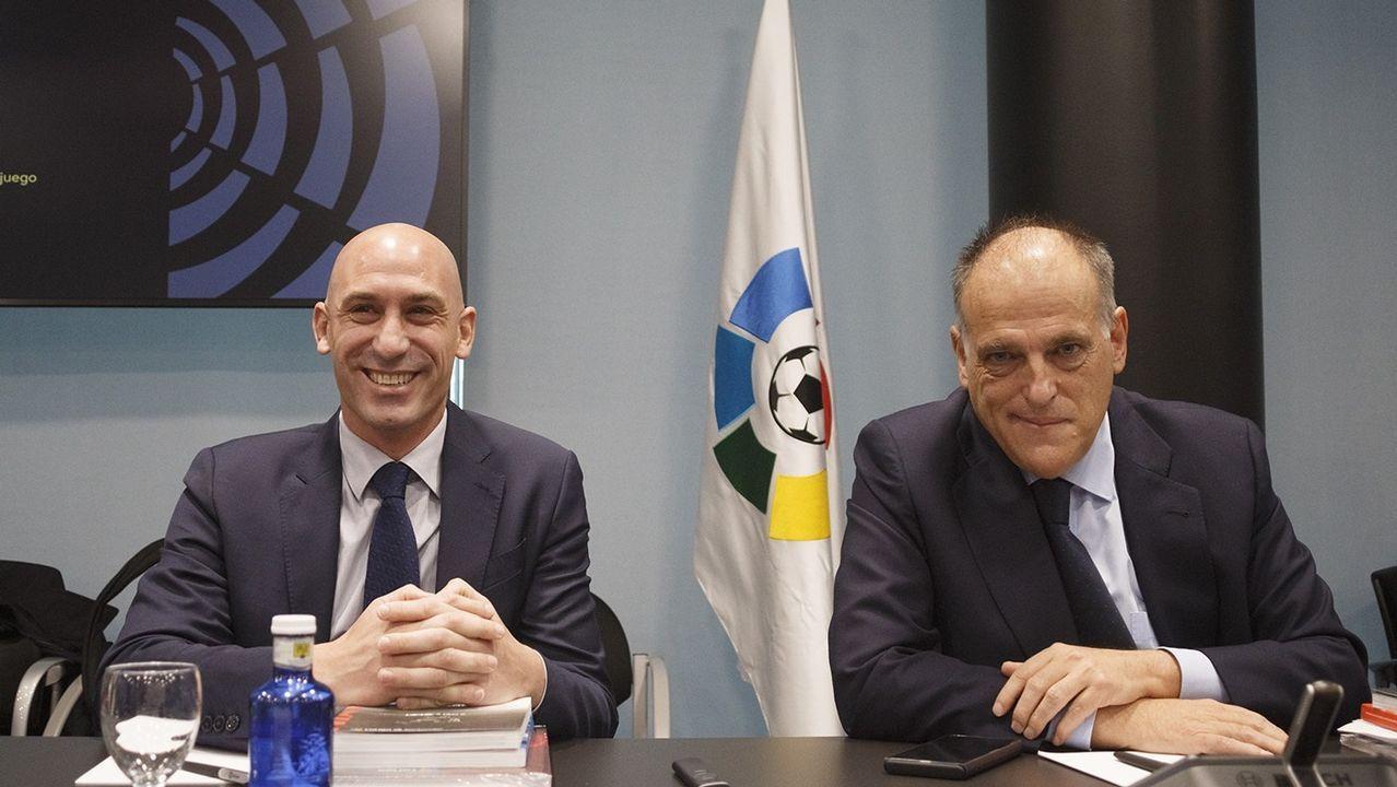 El 21 de enero del 2014 Tino Fernández se proclamaba presidente del Deportivo y dejaba atrás la era Lendoiro