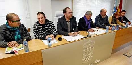 Rossi.El gobierno teense planteó la publicación de los datos y recibió el apoyo de todos los grupos.