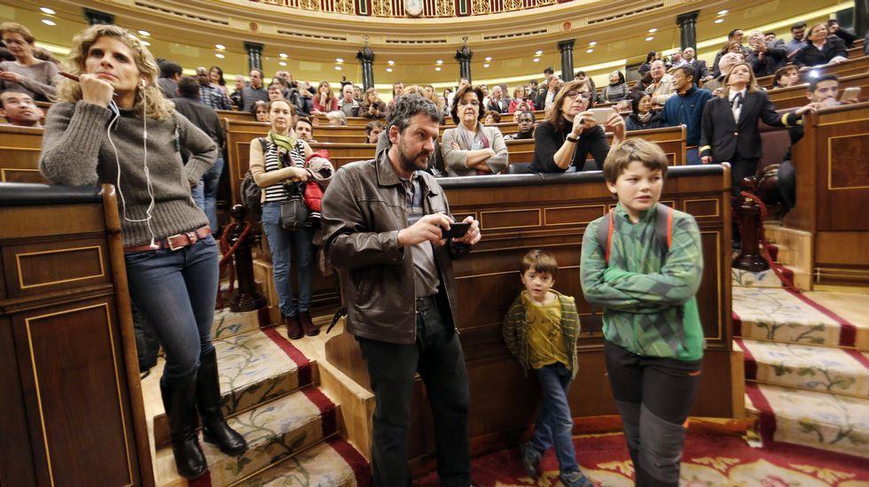 «Se abre una nueva etapa».Pedro Sánchez llamó al voto útil para evitar que Mariano Rajoy repita en la Moncloa, lo que, según el socialista, tendría asegurado si depende de Ciudadanos, que le daría su respaldo.