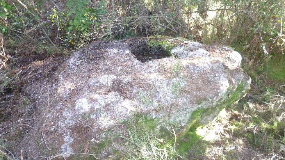 Imágenes de las exploraciones de las cuevas de O Courel