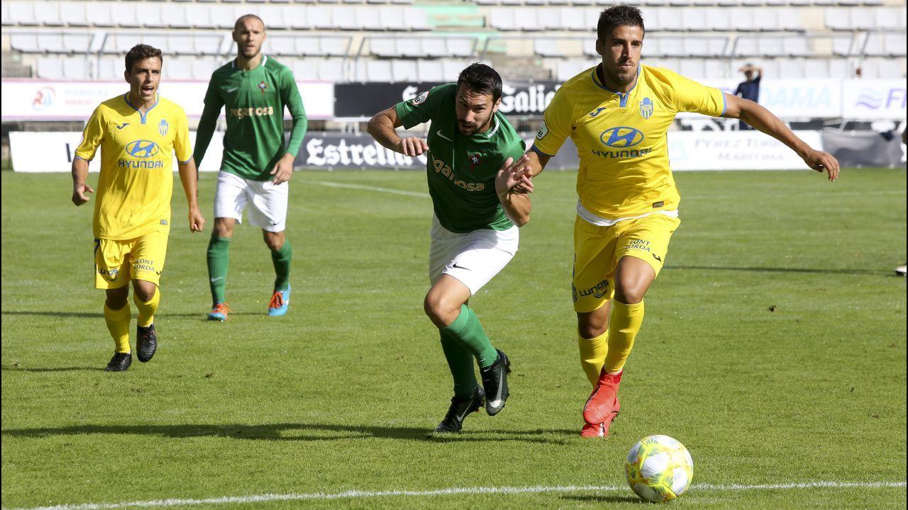 Real Oviedo Femenino.Joselu en El Requexón